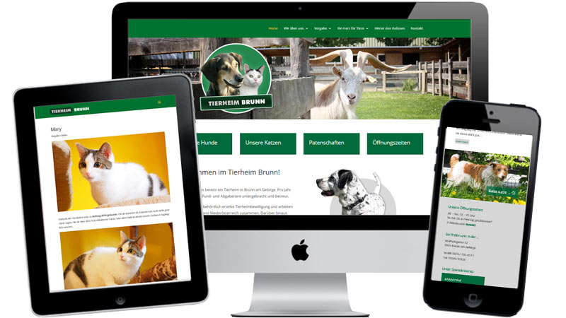Responsive Webdesign - eine smarte Webseite für alle Geräte